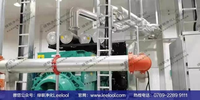 绿联净化Leelool发动机尾气综合治理部分经典案例汇总