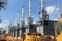 发电机组尾气氮氧化物超标治理项目【绿联净化Leelool】