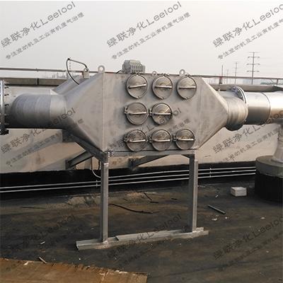 柴油发动机_干式合金金属_尾气黑烟净化器_产品特点