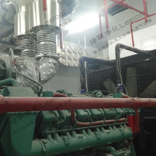 柴油发电机组冒白烟出故障的原因?