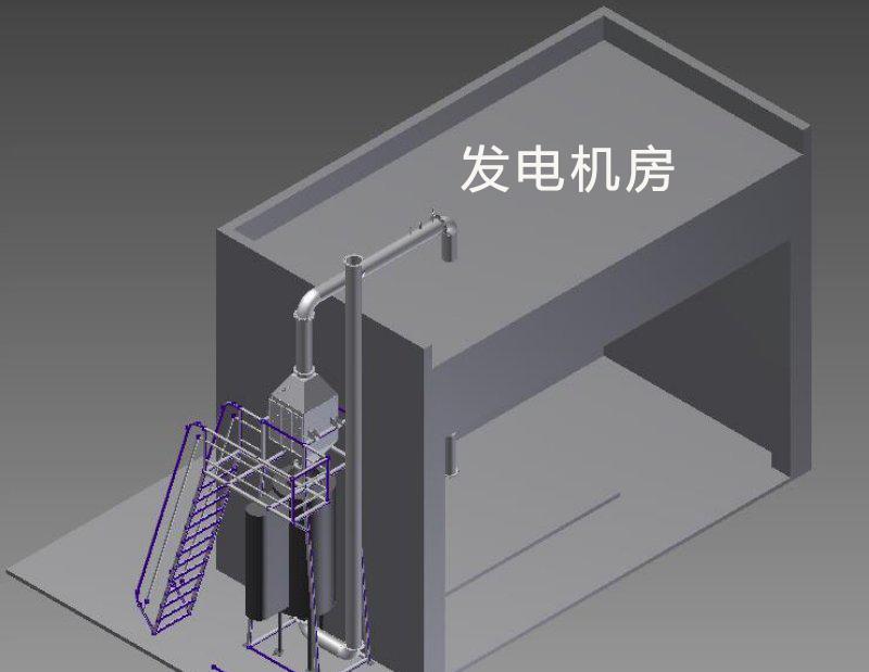 发电机尾气氮氧化物治理