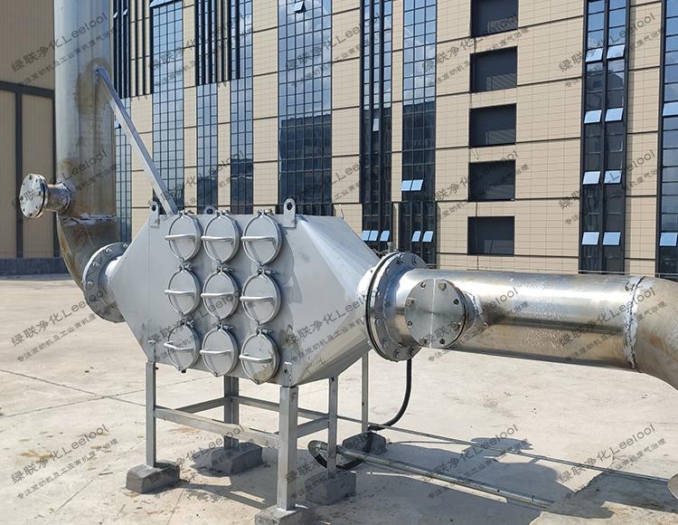 柴油发电机组黑烟净化器厂家直销