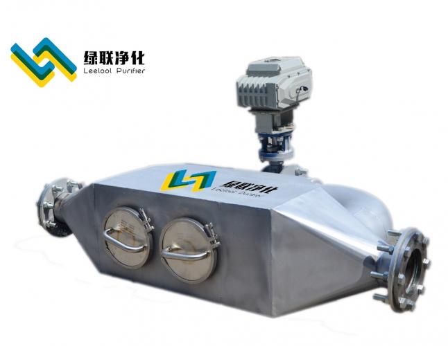L10-DEZS-6型柴油机黑烟净化器