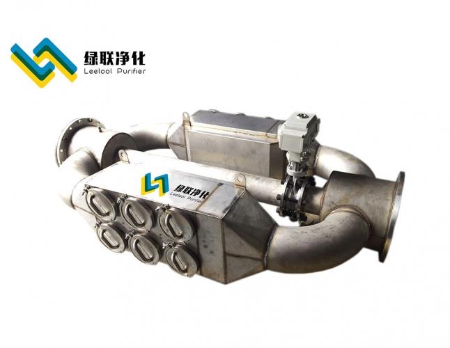 L60-DEZS-12型柴油机黑烟净化器