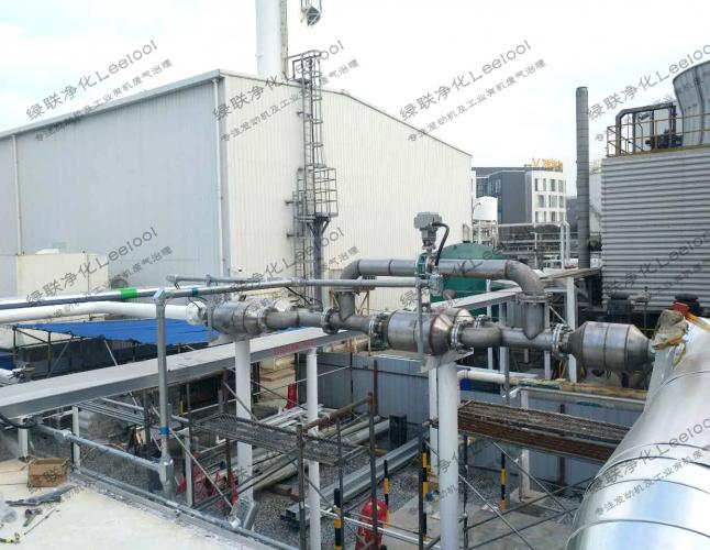 瓦斯气发电机组氮氧化物治理