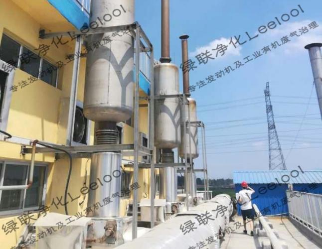 锅炉尾气氮氧化物治理