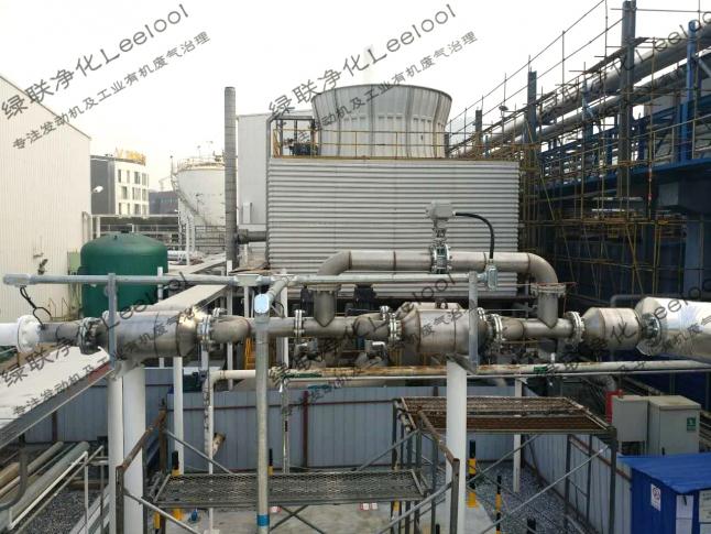 酒精厂沼气发电机组氮氧化物治理