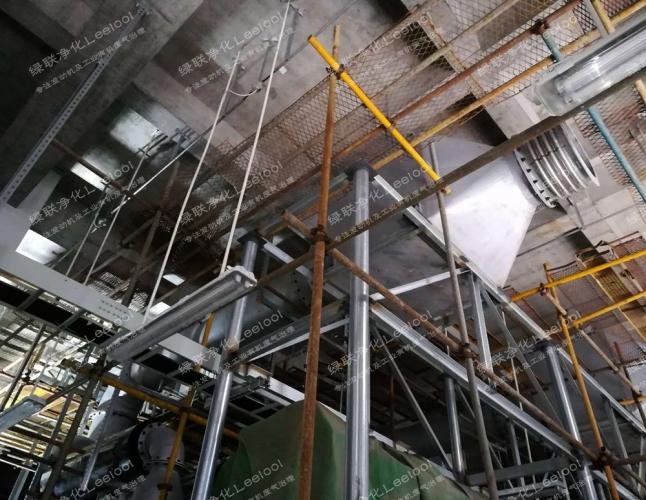 养殖场沼气发电机组氮氧化物治理