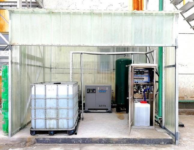 尿素溶液制备系统
