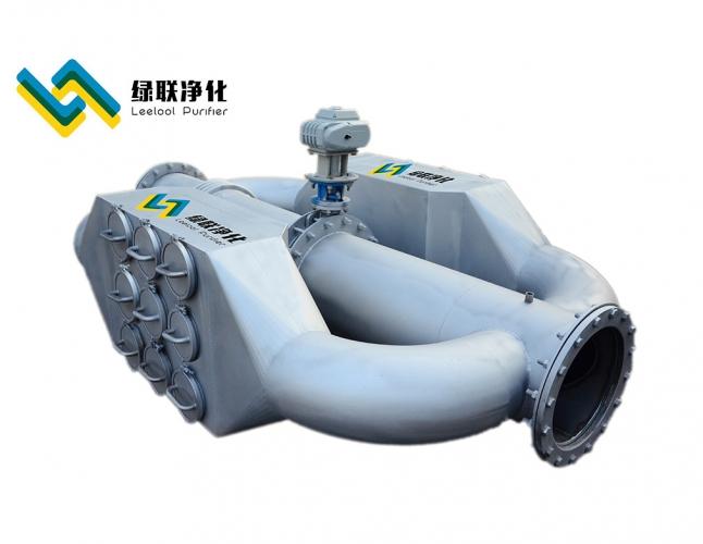 水洗循环再生黑烟净化器