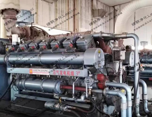 发动机尾气SCR脱硝系统