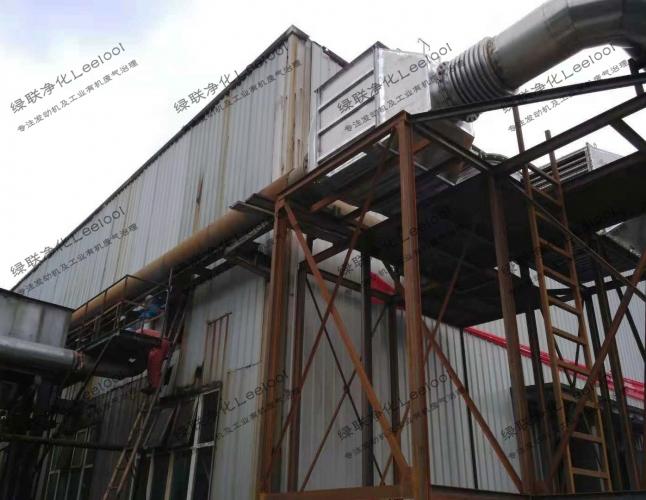 煤电厂瓦斯气/煤层气发电机组尾气SCR脱硝系统