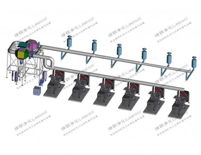 发电机组尾气SCR脱硝反应器 尾气氮氧化物超标治理