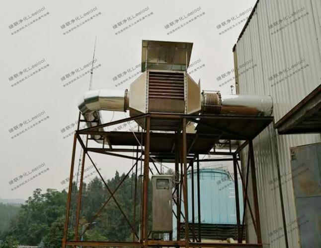 瓦斯气发电机组尾气SCR脱硝