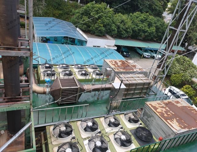 垃圾填埋场气发电机去除去除氮氧化物NOx分布式能源SCR脱硝系统