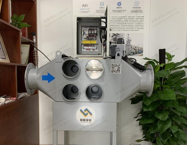 非标定制柴油机尾气黑烟净化设备DPF颗粒捕集器