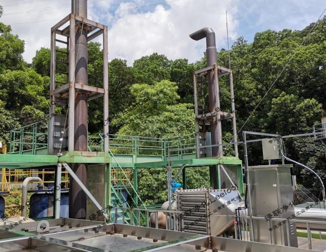 垃圾填埋沼气发电机氮氧化物治理