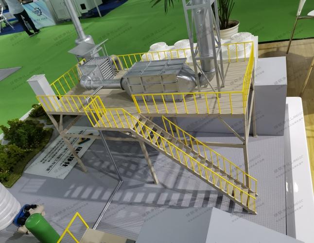 瓦斯气发电机尾气氮氧化物治理设备