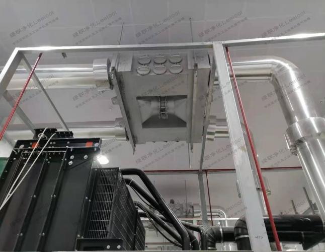 应急电源发电机组尾气排放治理