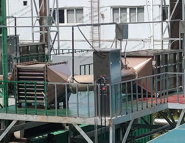 天然气油田发电机组氮氧化物治理