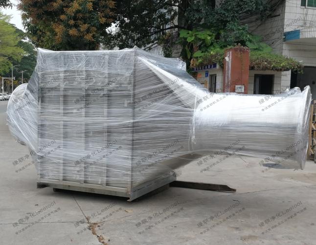 生物质气发电机组尾气氮氧化物治理