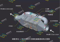 黑烟净化器结构图
