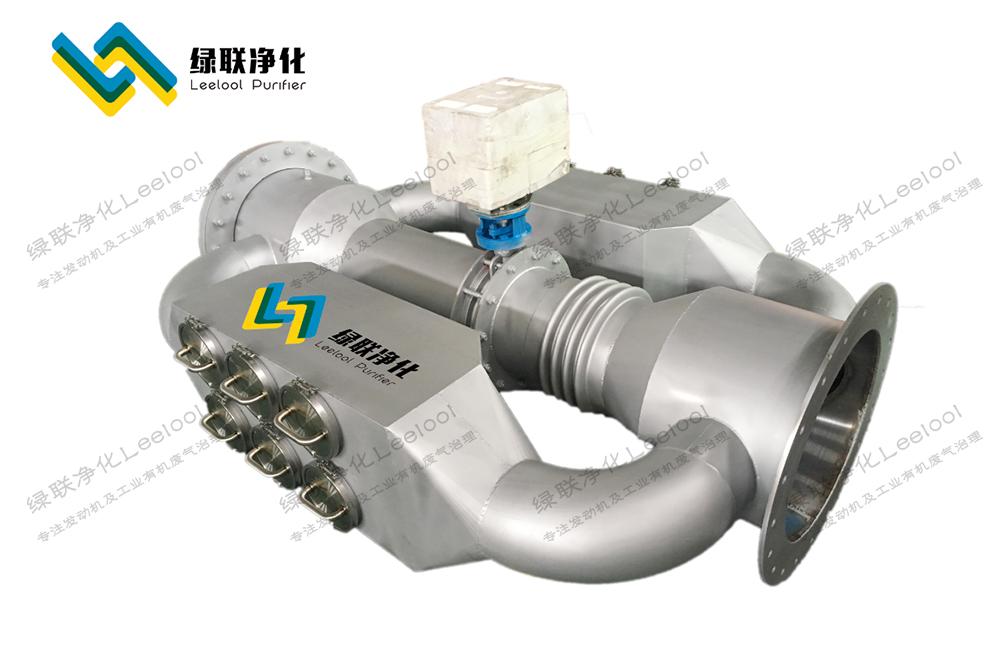 L60-DEZS-12合金金属黑烟净化器